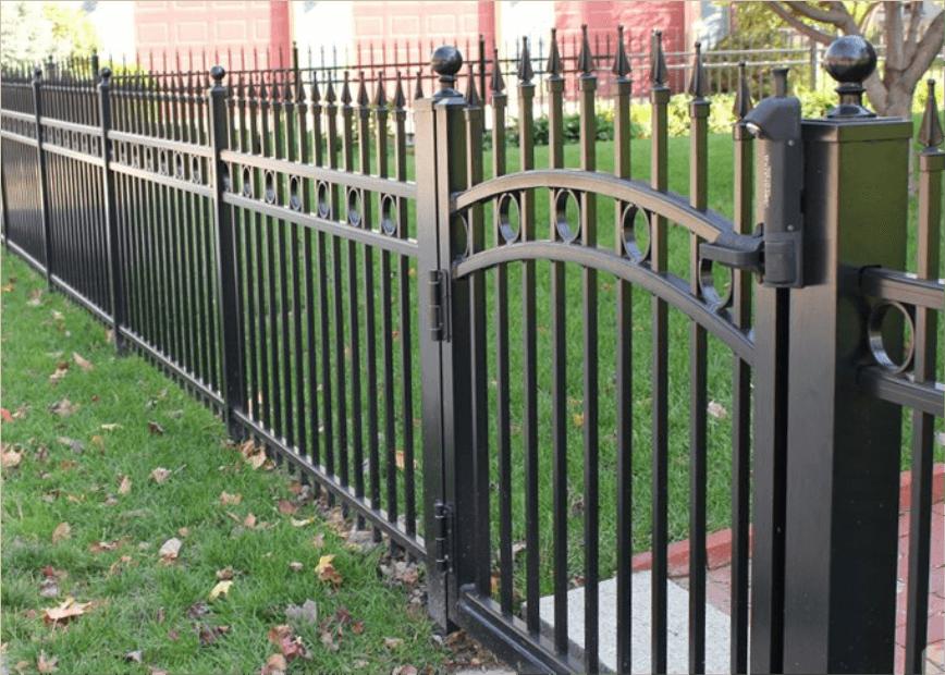 Steel Fence Companies Asheville