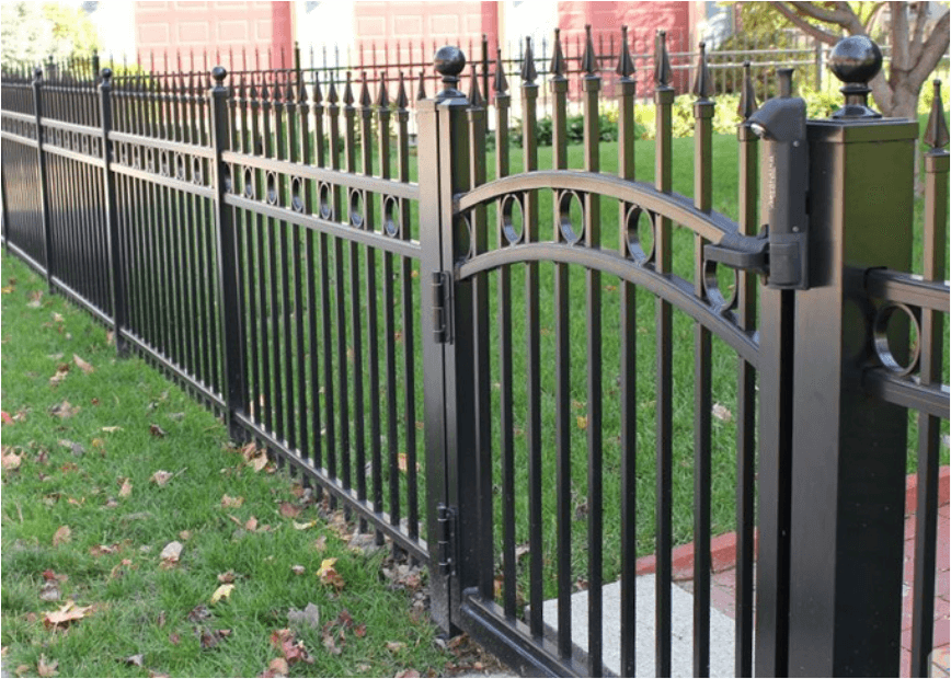 Steel Fence Companies Asheville
